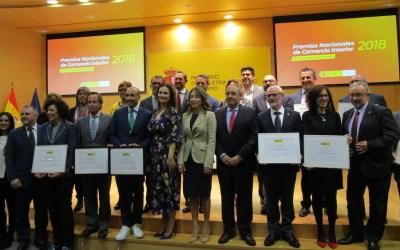 Premios Nacionales de Comercio Interior 2018 reconocen a agremiad@s a Grecarval