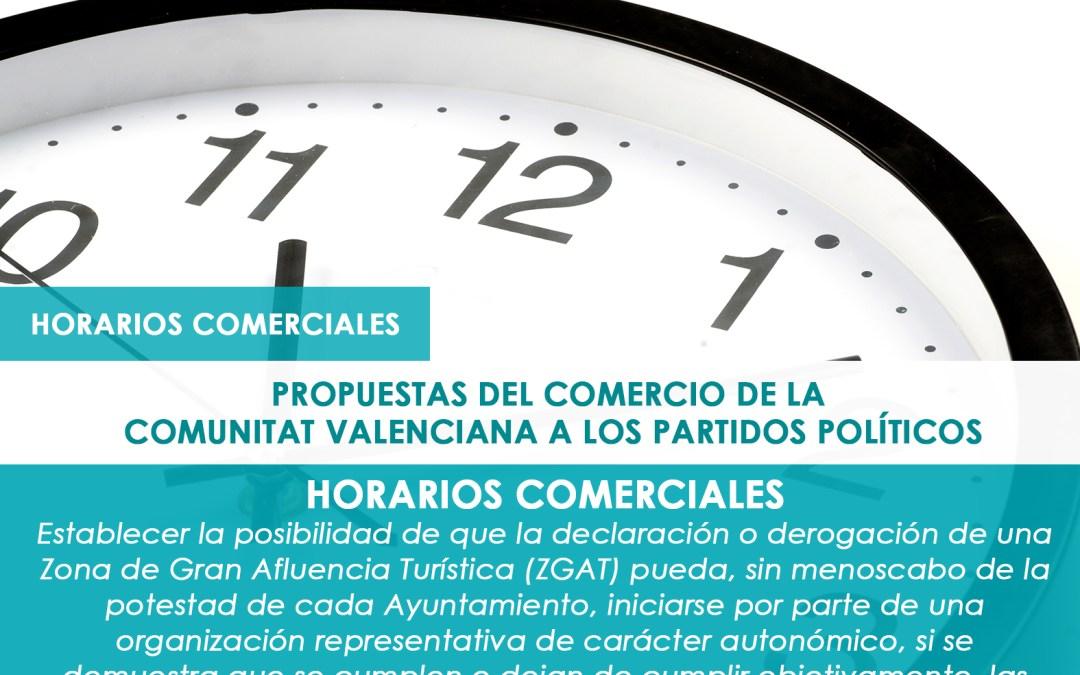 Propuestas Confecomerç Elecciones 2019