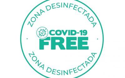 """La CEC alerta de que los sellos """"covid free"""" de los comercios no garantizan que estén libres del virus y crean una falsa seguridad"""