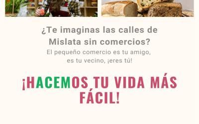 La Asociación de Comerciantesde Mislata (ACEM) pone en marcha la campaña #YoComproEnMislata