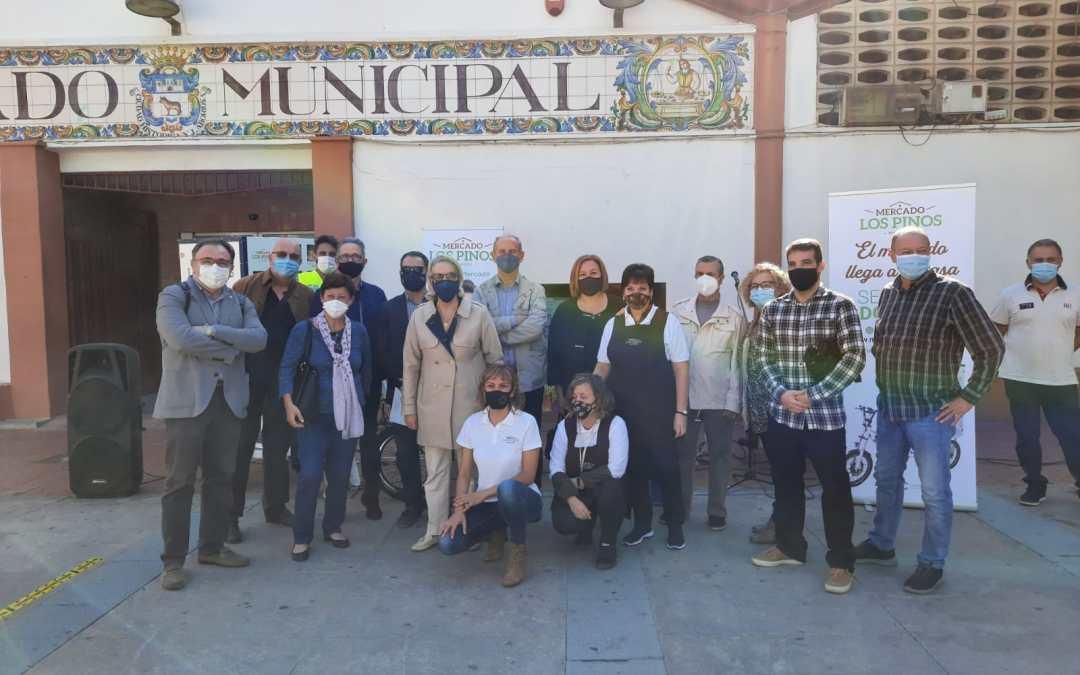 """Manises pone en marcha la iniciativa """"EL MERCADO SE MUEVE"""""""