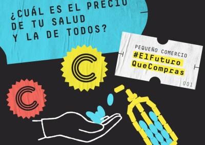 Campaña #ElFuturoQueCompras