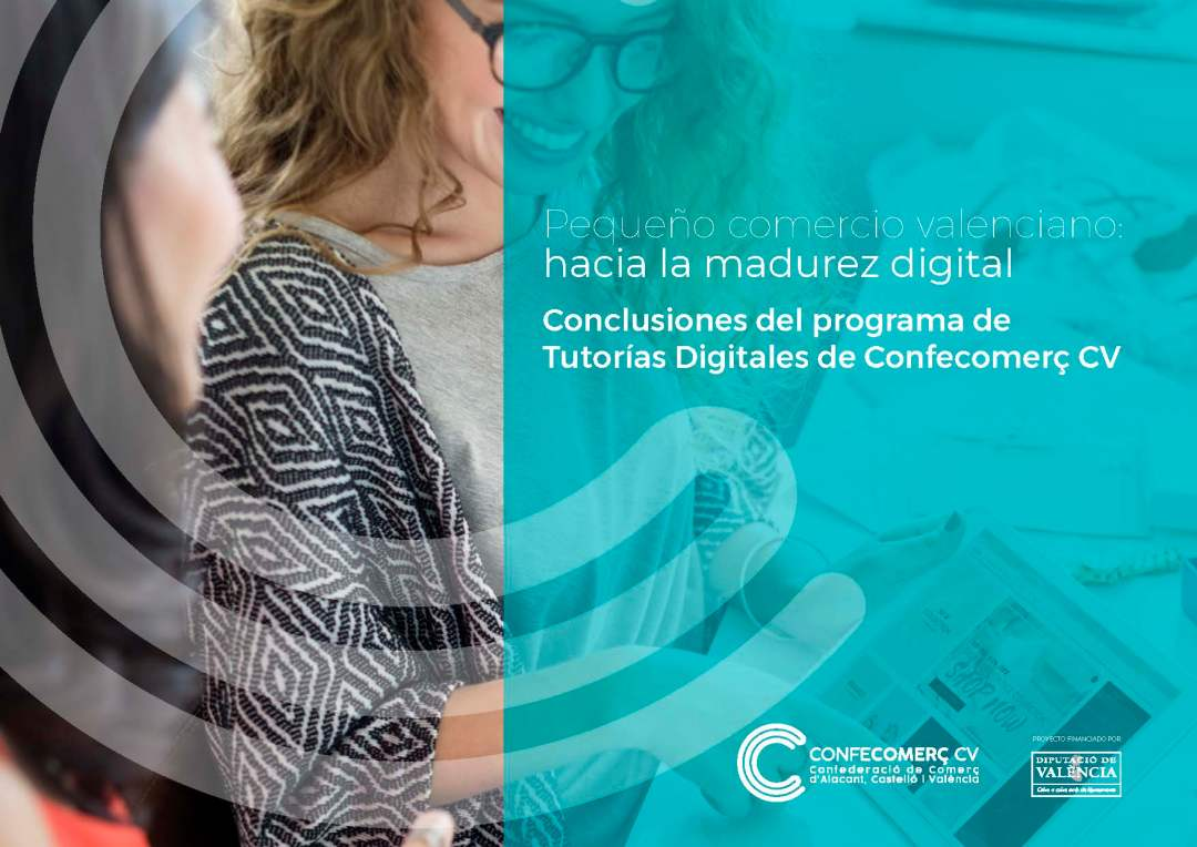 Conclusiones del programa de Tutorías Digitales de Confecomerç CV