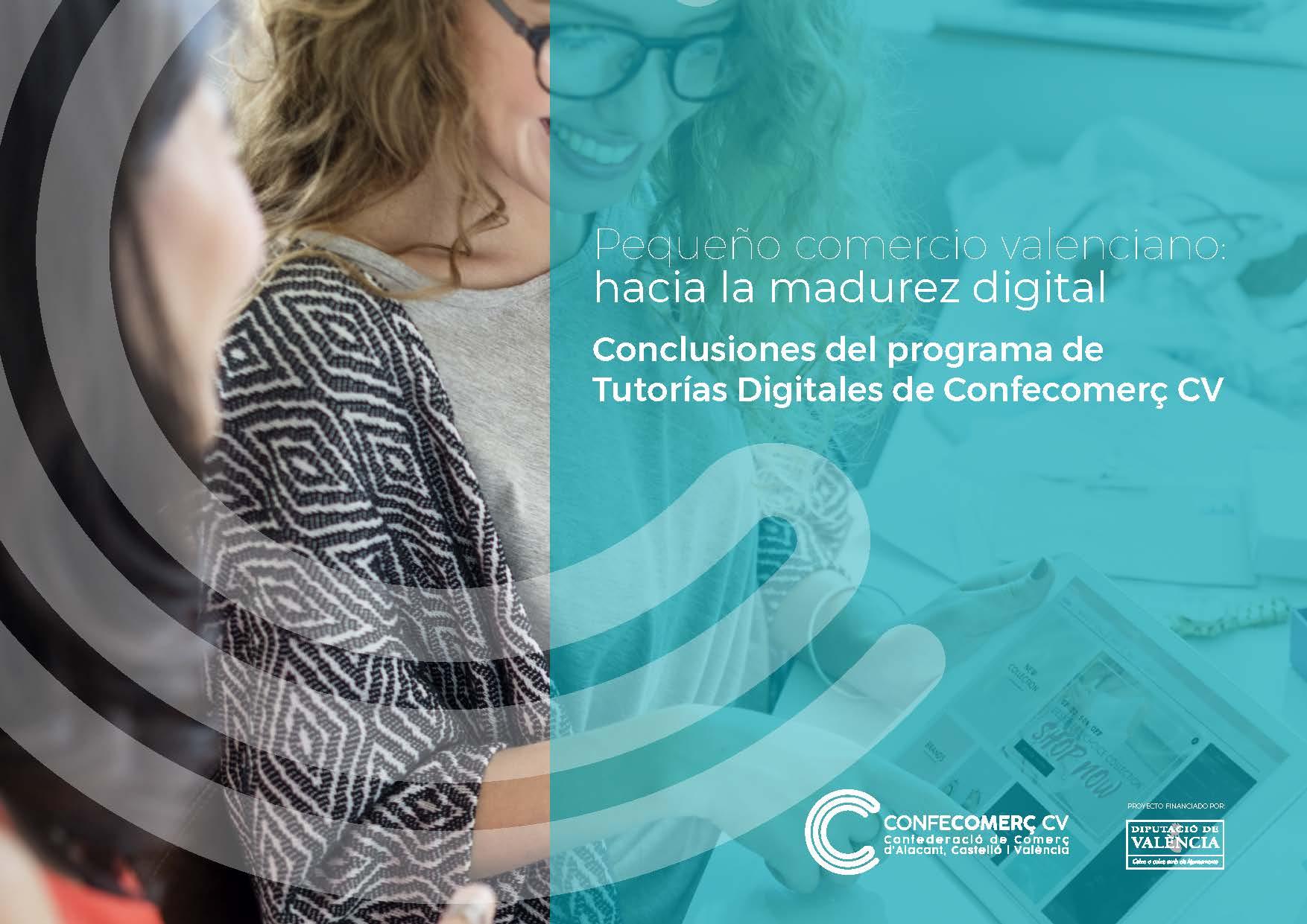 Pequeño comercio valenciano: Hacia la madurez digital