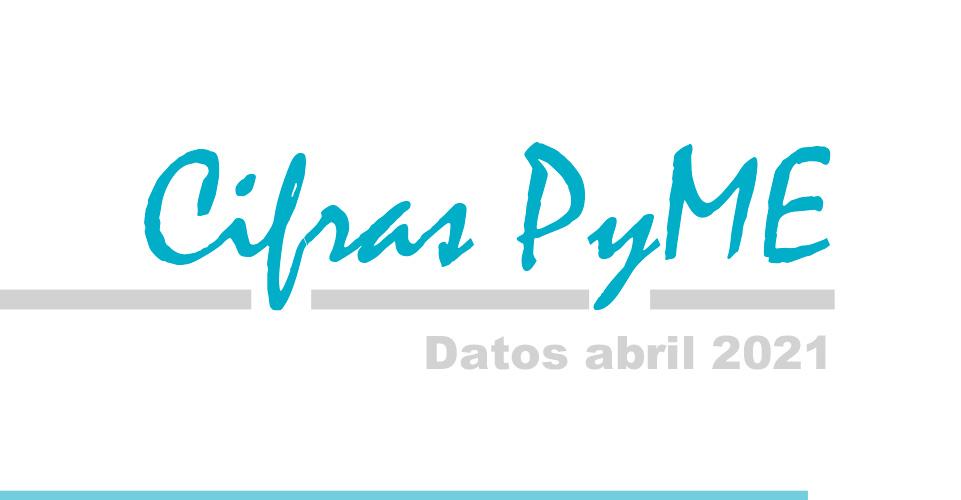 Cifras PYME 2021 abril 2021