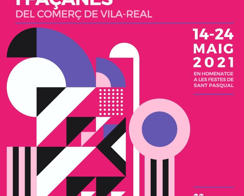 """Ruta-concurso de escaparates y fachadas  """"Fiestas Sant Pasqual 2021"""""""
