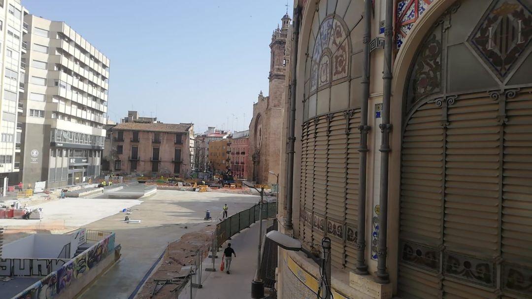 rehabilitación de los edificios abandonados de la calle Eixarchs