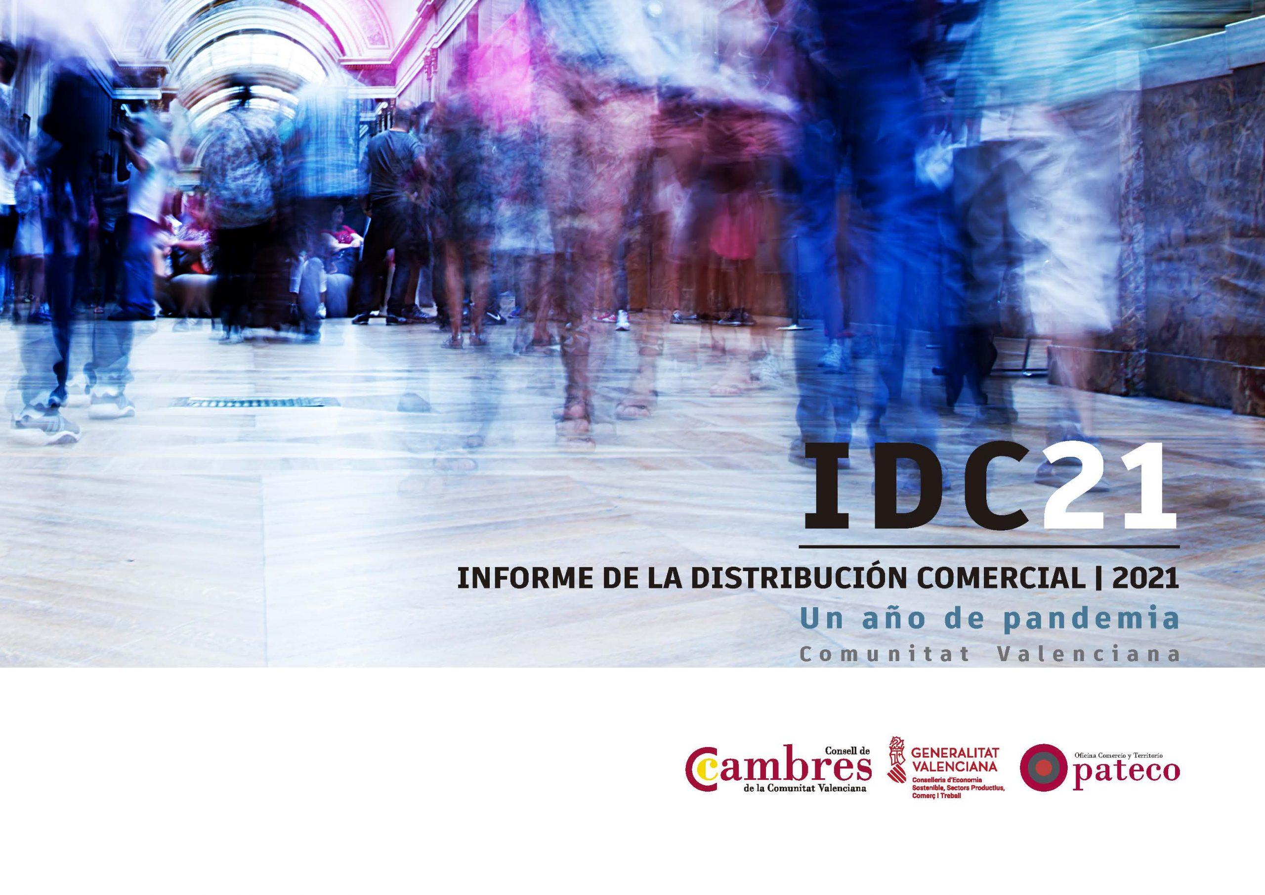 Informe PATECO de la Distribución Comercial Minorista en la Comunitat Valenciana 2021