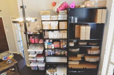 Sprinkels-Boxes Shelves