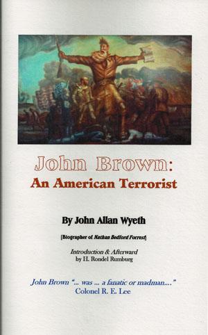 John Brown...Terrorist