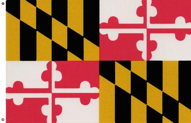 Maryland 3X5