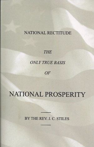 National Rectitude