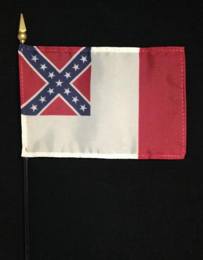 Third National Confederate Flag