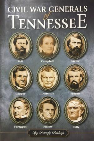 civil war generals in Tennessee