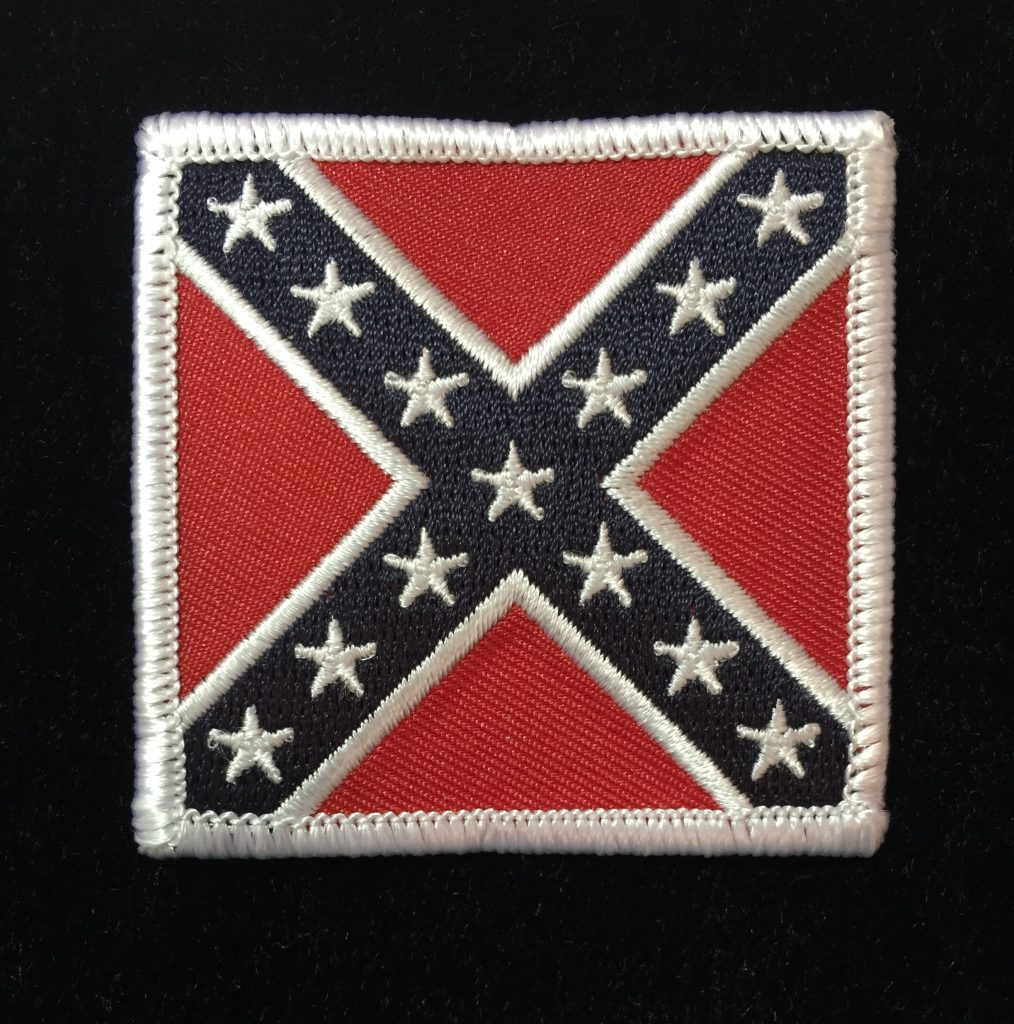 Us Flag Patch Large