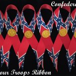 confederate ribbon