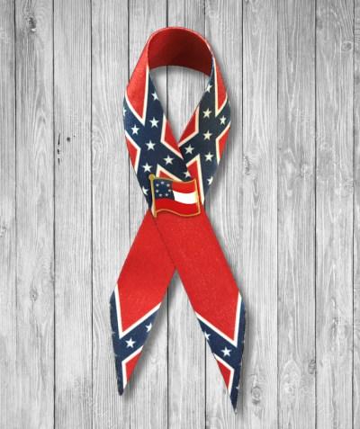 rebel awareness ribbon