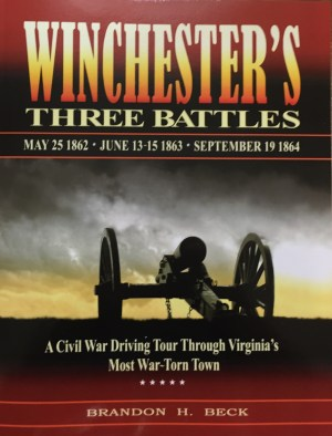 The battle of winchester, virginia civil war