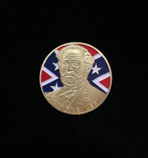 robert e lee collectible coin