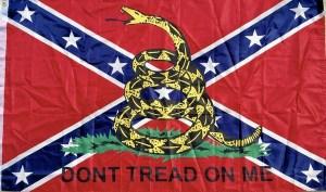 gadsden rebel flag
