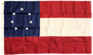 first national rebel flag