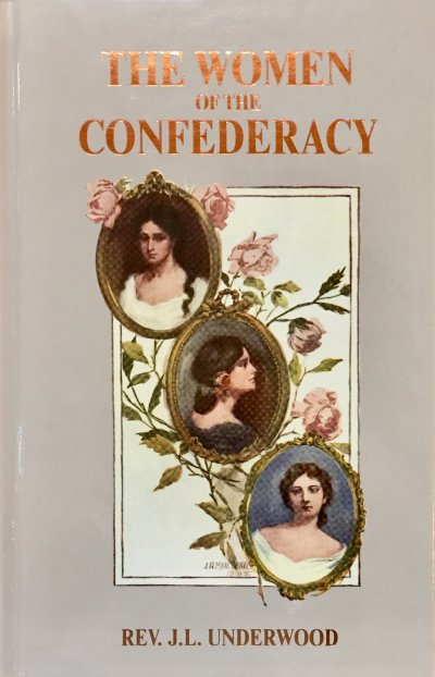 the women of the confederacy book