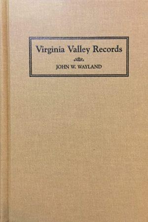 virginia valley records