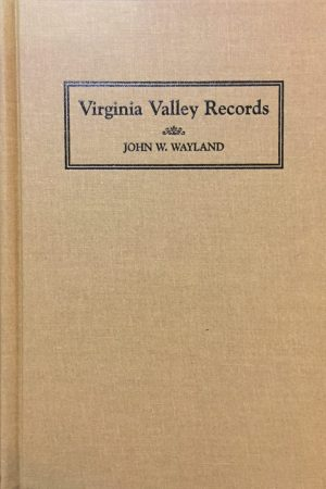 virginia valley records