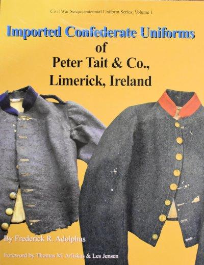 Confederate Uniforms guide book
