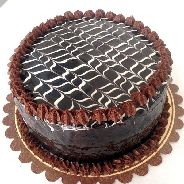 Torta de Mousse de Chocolate - Confeitag Doces e Salgados
