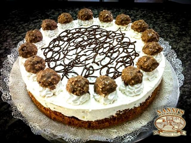 Torta Ferrero Rocher