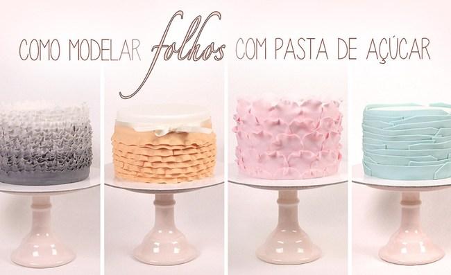 Torne-se uma CAKE DESIGN completa com este curso ONLINE!