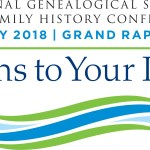 NGS 2018 Family History Conference Call for Proposals Deadline 1 April