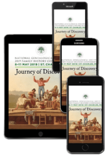 NGS Family History Conference | Mobile App - NGS Family