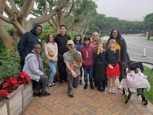 Kiewit Kids Camp in Ranchos Palos Verdes, December 2019