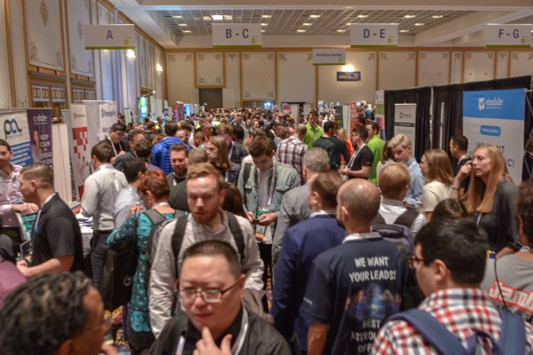 Networking at Affiliate Summit