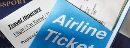Don't wait until the last minute to get your flight booked
