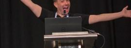 Adam Riemer speaking at Affiliate Summit