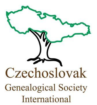 Czech Genealogical Society Int'l