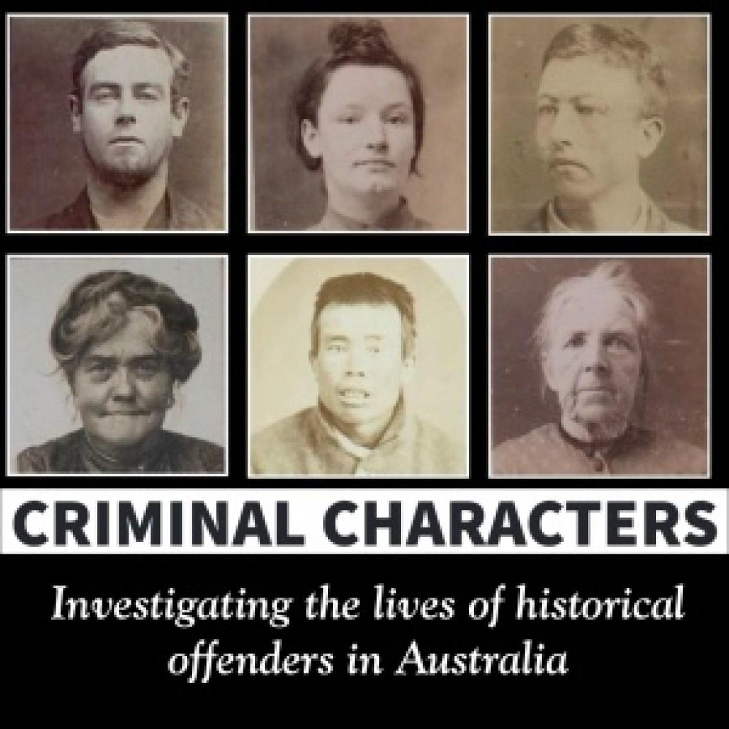 Criminal Characters
