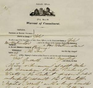 Royal British Columbia Museum Transcribe