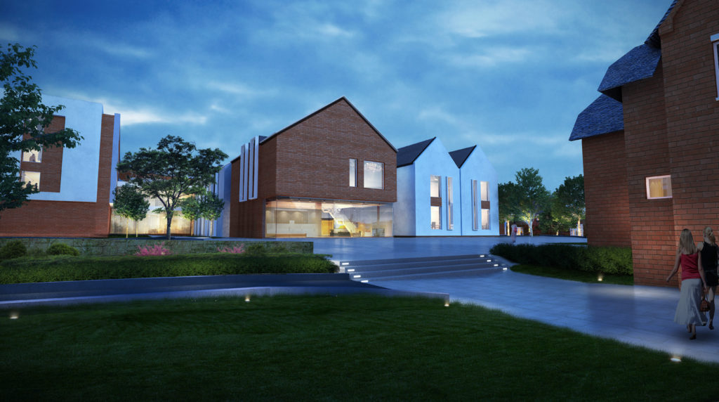 Render of Edgbaston Park Hotel