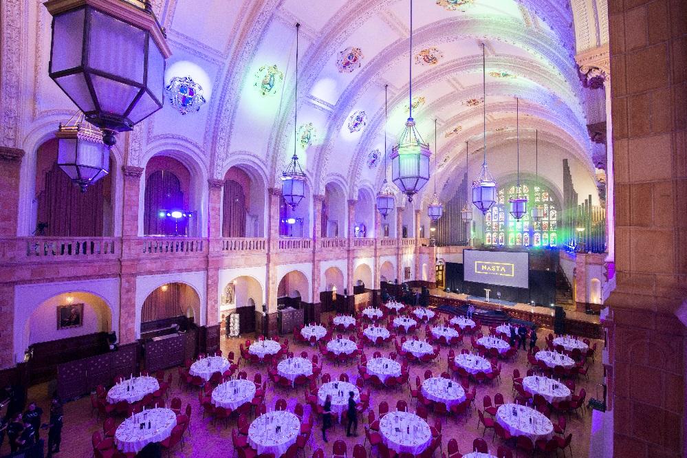 Great Hall dinner