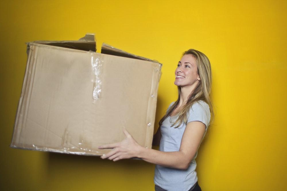 Conferences & events carrdboard box activity