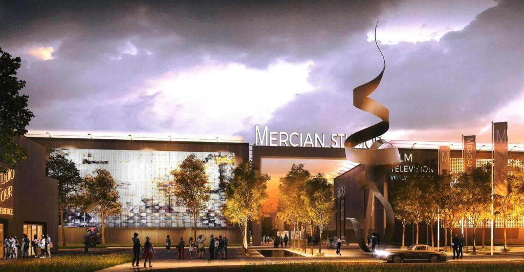 Mercian Studios