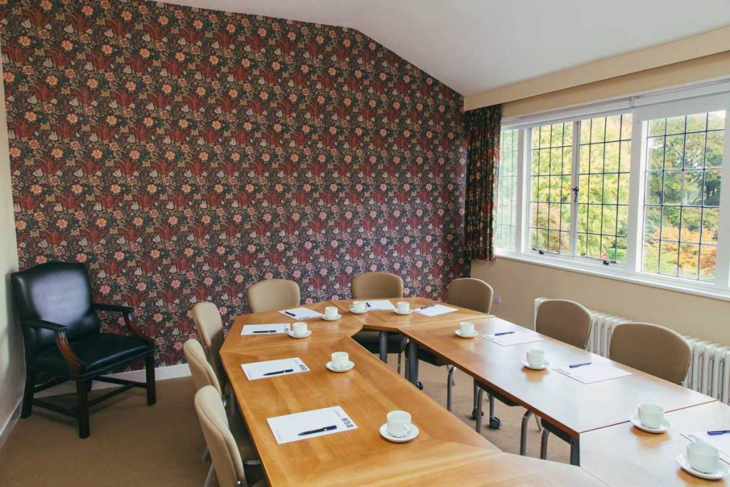 Nicolson room in conference layout