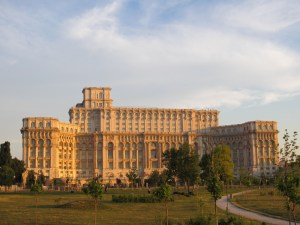 About Bucharest - House of Parliament