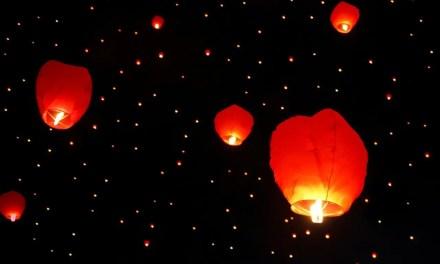 Lanterne volanti a Capodanno? Attenzione alle autorizzazioni