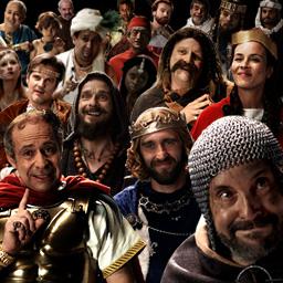 Queques personnages historiques invités dans Confessions d'Histoire  Confessions d'Histoire… à voir ! Profil Multipersos