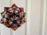 Origami Christmas Decoration 1